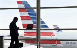 アメリカン航空は中国展開を本格化する=AP