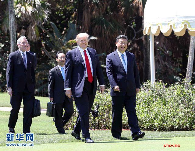 中米首脳、2回目の会談