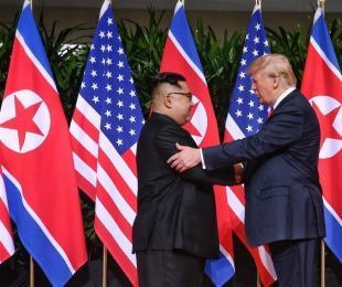 朝美领导人会晤
