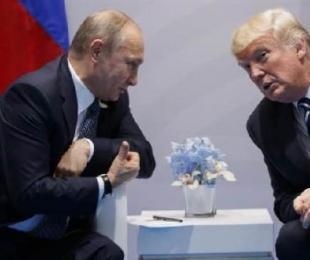 特朗普计划与普京在赫尔辛基举行一对一会谈