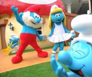 蓝精灵诞生60周年:风靡全球 每年销售额达10亿欧