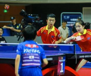 中国队夺8冠!首届中日少儿乒乓球挑战赛落下帷幕
