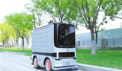 中国初の5G物流パーク、人・荷物・場所のスマートな連携を実現